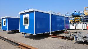 Een niet-schakelbare replacer unit met stapelframe