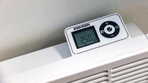 Kant-en-klare woonunit van 18m2 met elektrische verwarming en thermostaat