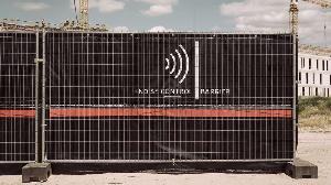 Noise Control Barrier voor bouwhekken