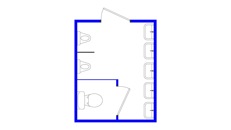 236-sanitairunit-klein