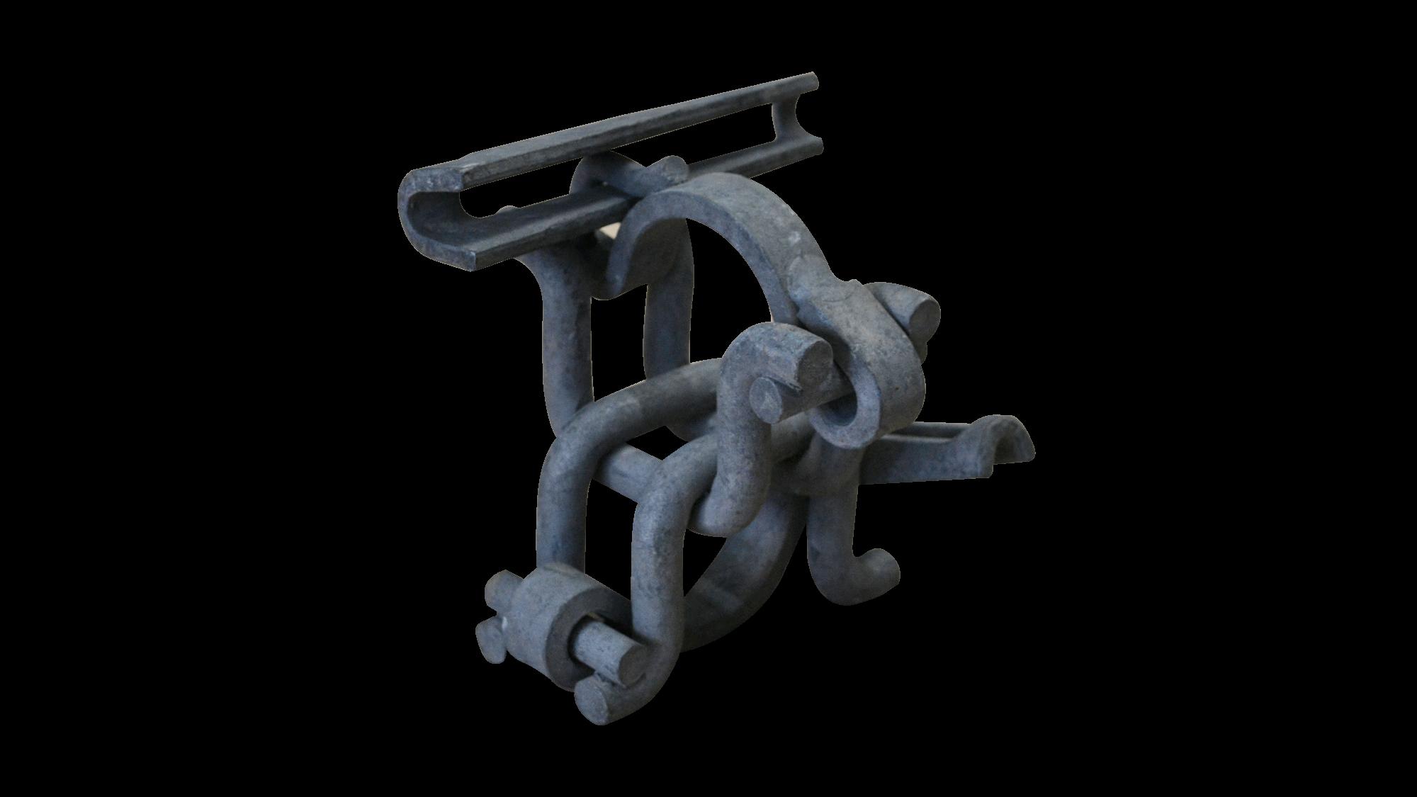 641650-kruiskoppeling-vaste-spie