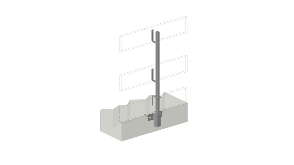 700154-leuninghouder-140-cm